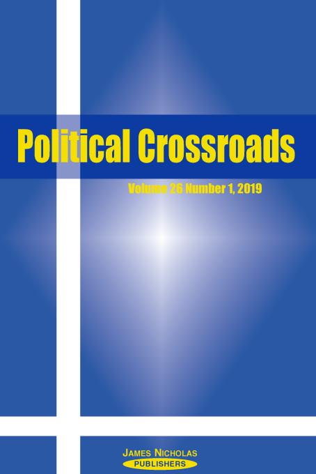 Political Crossroads - James Nicholas Publishers
